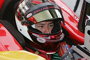 IndyCar Preview Saavedra eager to return to Detroit