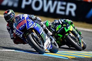 MotoGP Race report Movistar magic delivers double Mugello podium