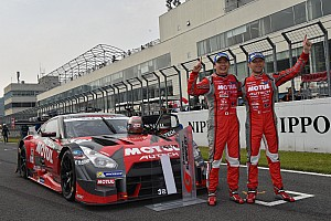 Super GT Race report Super GT Round Three: GT-Rs sweep the podium!