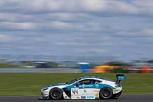 GT Race report Al Harthy pleased with British GT victory at Silverstone