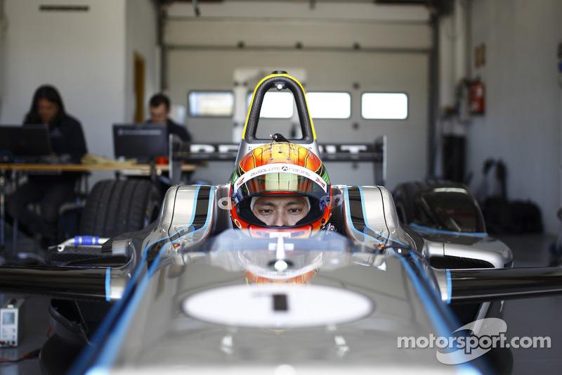 Ho-Pin Tung and Formula E