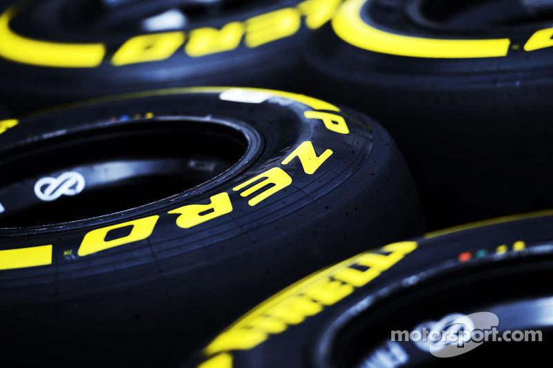 Canadian GP tire: Pirelli P Zero yellow soft and P Zero red supersoft for Circuit Gilles Villeneuve