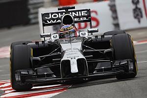Formula 1 Breaking news 'No progress' on McLaren contract talks - Button
