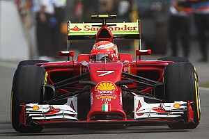 Formula 1 Practice report Ferrari: Raikkonen fourth fastest, Alonso fifth on free practice day at Montreal