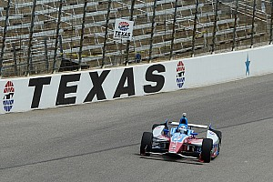 IndyCar Qualifying report Newgarden on Texas front row for Rising Star Racing