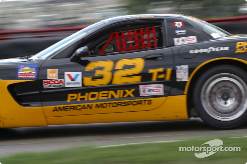 SCCA's Eastern Conference Majors Tour continues at New Jersey Motorsports Park