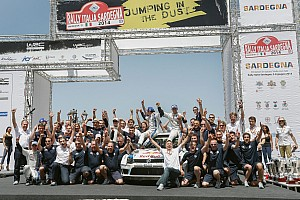 WRC Race report Rally Italia goes to Sebastien Ogier