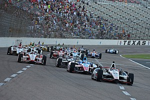 IndyCar Commentary Texas Motor Speedway in my rearview mirror