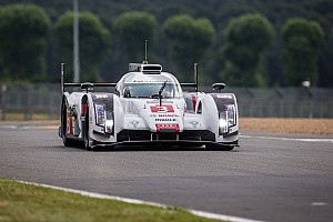 Le Mans Qualifying report Night shift for Audi at Le Mans