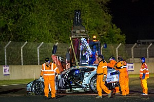 Le Mans Breaking news Craft-Bamboo forced to withdraw from 24 Hours of Le Mans