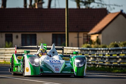 Sixteen-year-old McMurry makes 24 Hours of Le Mans history