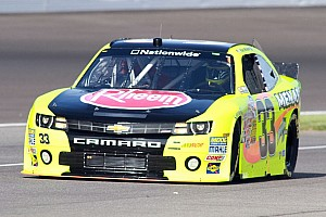 NASCAR XFINITY Race report Paul Menard takes NASCAR Nationwide race at Michigan