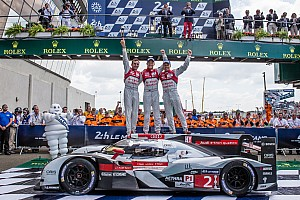 Le Mans Breaking news Audi goes 1-2 in the 82nd running of the 24 Hours of Le Mans!