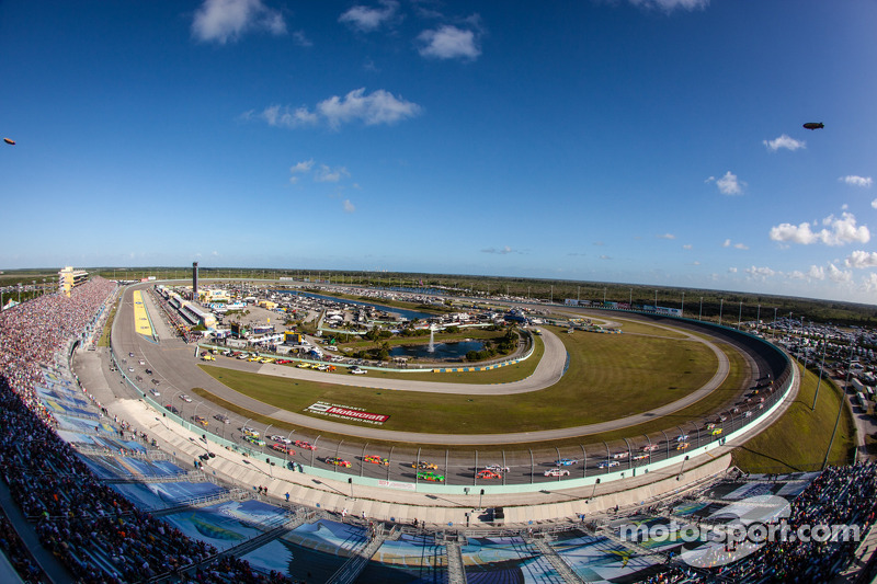 Ford Motor Company 'goes further' with Homestead-Miami Speedway