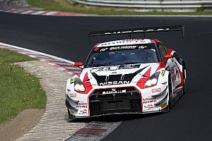 Endurance Preview All-star Nissan drivers take on the Nurburgring 24h