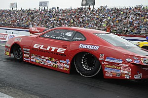 NHRA Preview Enders-Stevens, Elite Motorsports team on a roll heading to Epping