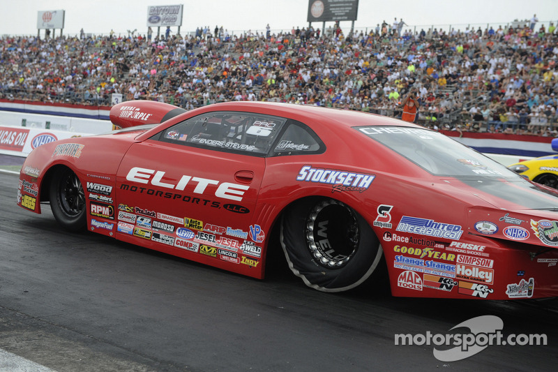 Enders-Stevens, Elite Motorsports team on a roll heading to Epping