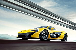 Automotive Breaking news McLaren to revive iconic badge with track-focused P1 GTR
