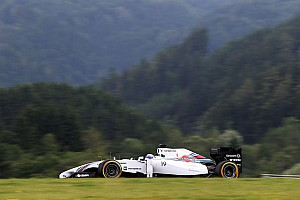 Formula 1 Practice report A good Friday practice for Williams in Spielberg