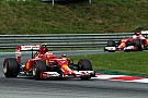 Ferrari: Mother Nature is the star in Spielberg