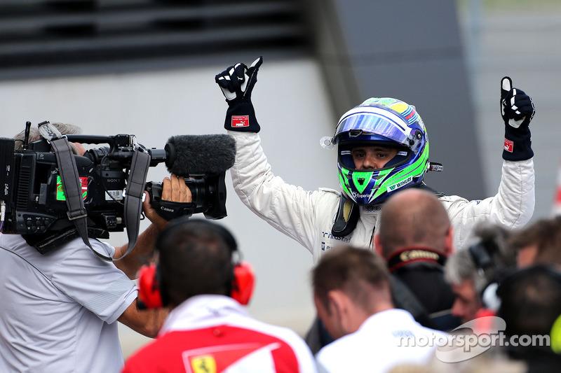 Barrichello, Alonso hail 'fastest' Massa