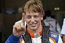 Cecotto holds on for dramatic sprint win