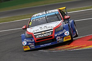 WTCC Race report Success and podium for Tom Coronel at Spa-Francorchamps - video