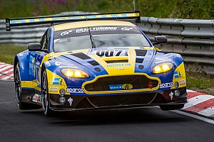 Endurance Race report Top five finish for Aston Martin in Nürburgring 24 Hours
