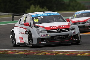 WTCC Race report Muller, López and Loeb star at Spa
