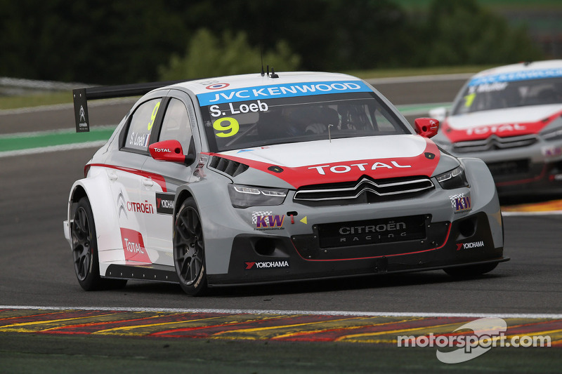 Muller, López and Loeb star at Spa