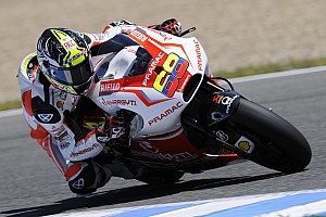 MotoGP Practice report The Pramac Racing Team faces the first day of practice in the