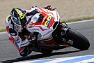 The Pramac Racing Team faces the first day of practice in the