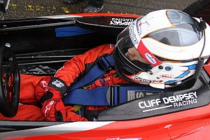 Pro Mazda Practice report Garrett Grist hopes for Houston success