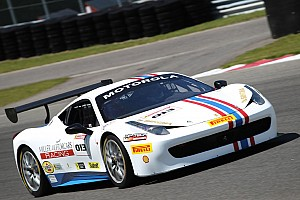 Ferrari Race report Anassis and Conde victorious in Race 1 at Mont Tremblant