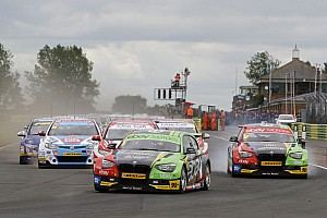 BTCC Race report Colin Turkington and Andrew Jordan both score wins at Croft