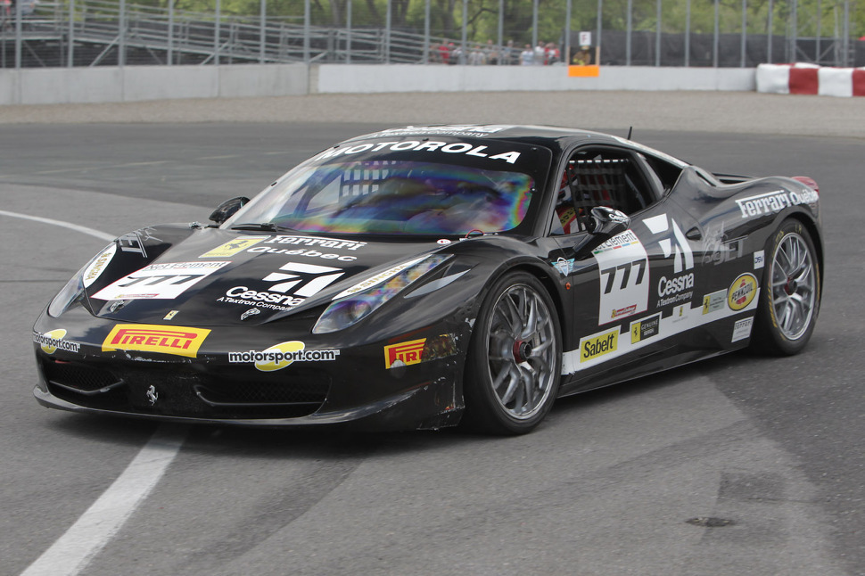 Perez, Anassis celebrate victories at Ferrari Racing Days at Mont Tremblant