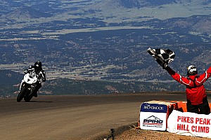 Hillclimb Commentary Witnessing death at Pikes Peak: a first person account of Bobby Goodin's final moments