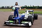 Circuit of The Americas 'Official Training Partner' for F1 hopeful Simona De Silvestro