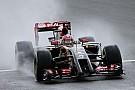 British GP: Yellow flags interrupted Grosjean final qualifying runs in Q2