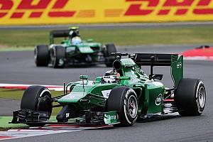Formula 1 Breaking news Changes afoot as Caterham's new era begins