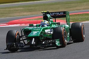 Formula 1 Breaking news Kolles denies Caterham owner speculation