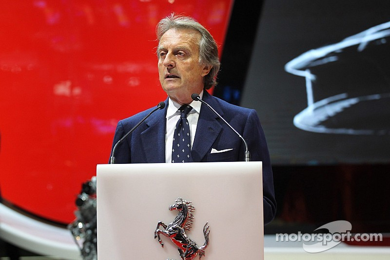 """""""Drivers have turned into taxi drivers"""" - Luca di Montezemolo"""