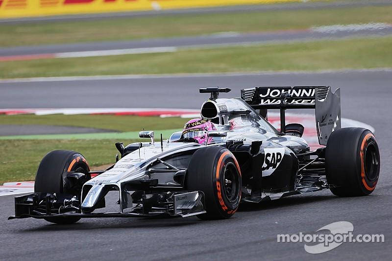 McLaren: 2014 German GP preview