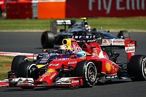 Formula 1 Breaking news Fans enjoyed 'kindergarten' complaining - Vettel