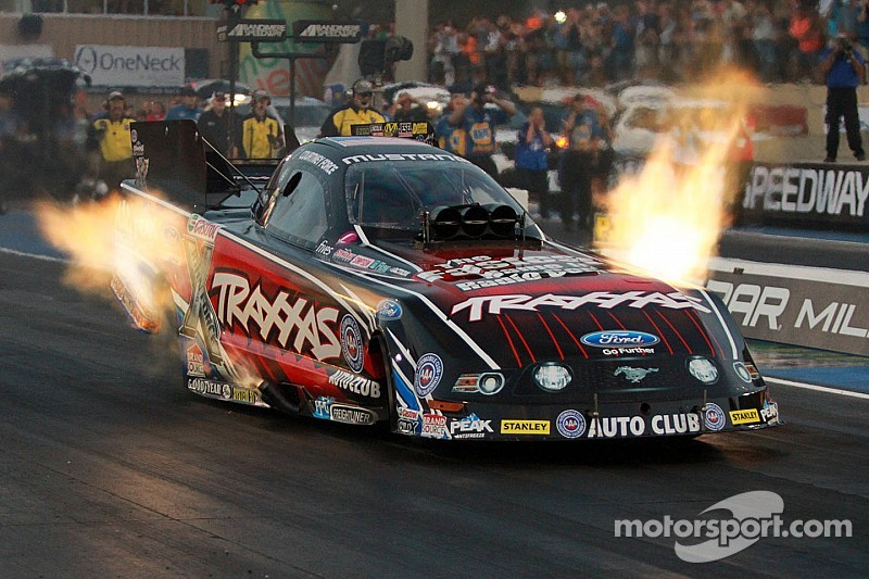 Drag racing in Denver is different