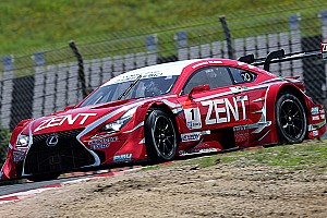 Super GT Race report Zent Cerumo RC F takes its first win of the season at Sportsland Sugo