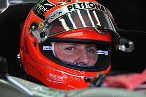 Formula 1 Breaking news Schu might return home this summer - report