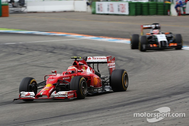 "Ferrari's Raikkonen on Hungarian GP: ""100% belief in the guys in the factory"""
