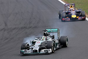Formula 1 Race report Title battle sizzles in Hungary thriller