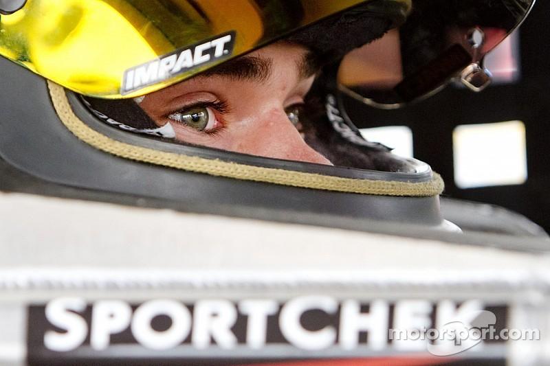 Second NASCAR 2014 podium for Alex Guenette at Autodrome St-Eustache